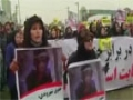 [News Report] Afghanistan Hazaras Protests Beheading of 7 by ISIS at Zabul - English