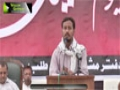 [یوم حسین ع] Br. Arif - 29 Oct 2015 - Karachi University - Urdu