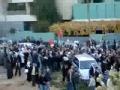 Protest in Amman Jordan against Israel - Dec08 - Gaza massacre - Arabic