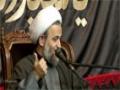 شهادت امام سجاد (ع) ۱۴۳۷ - حجت الاسلام والمسلمین پناهیان - Farsi