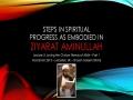 [05 Majlis] Steps in Spiritual Progress in the Light of Ziyarat Aminullah - Sh Saleem Bhimji - 12 Muharram1437 - English