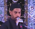 [02] Shukrana e Naimat - Agha Mubashir Zaidi - 02 Muharram 1437/2015 - Urdu