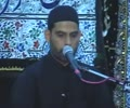 [03] Shukrana e Naimat - Agah Mubashir Zaidi - 03 Muharram 1437/2015 - Urdu