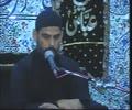 [08] Shukrana e Naimat - Agah Mubashir Zaidi - 08 Muharram 1437/2015 - Urdu