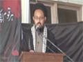 [Youm e Hussain] Speech : H.I Sadiq taqvi - 17 Nov 2015 - Urdu