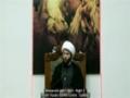 [05] Hal min naasirin yansurni - Sheikh Hamza Sodagar - Muharram 1437/2015 - English