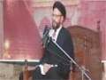 [Khamsa Majalis] 05 Majlis Defensive Mechanism of Islam - H.I. Syed Zaki Baqri - 25 Muharram 1437/2015 - Lahore - Urdu