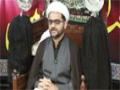 [05] Seerat e Imam Sajjad A.S - Sh. Muhammad Hasnain - Muharrum 1437-2015 - English And Urdu