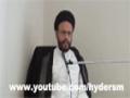 [Majlis] Kamaal-E-Insaani - ٓAllama Syed Muhammad Zaki Baqiri - Melbourne  Australia 1434-2013 - Urdu