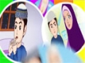 Abdul Bari Muslims Islamic Cartoon for children -Bismillah - Abdul Bari at 4 years - Urdu