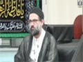 [05 Majlis] lessons learnt from karbala - Maulana Syed Hassan Mujtaba - Safar 1437/2015 - English
