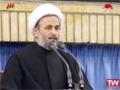 حجت الاسلام پناهیان - عزاداری هیاتهای دانشجویی در اربعین - Farsi