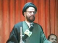 [Short Clip] 18 Factors to Prepare Your self for Zahoor-e-Imam a.s - Maulana Syed Zaki Baqiri - April 1426-2005 - Urdu
