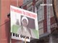 Nijerya Katliamı İstanbul Halkalı\'da Protesto Edildi - Turkish