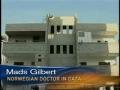 Doctor Decries Israeli Attacks-English