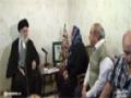 مستند حضور رهبر انقلاب در منزل خانواده شهید آشوری - Farsi