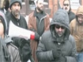 Moulana Hassan Mujtaba Rizvi at Ottawa protest rally in-front of Nigerian High Commission - English