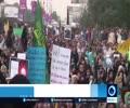 [04 Jan 2016] People in Karachi condemn Saudi execution of top Shia cleric - English
