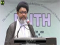 [Bain ul Mazahib Conference] Speech : Maulana Razi Haider - 29 Dec 2015 - Urdu