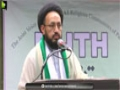 [Bain ul Mazahib Conference] Speech : Maulana Sadiq Taqvi - 29 Dec 2015 - Urdu