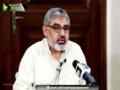 [Zavia   زاویہ] Political Analysis Program - H.I Murtaza Zaidi - 07 Jan 2016 - Urdu