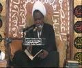 3rd Jumada Thani 1436 Commemoration of the Martyrdom of Sayyada Fatima (A.S) Evening Session - Hausa
