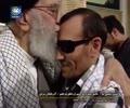 Rehber Seyyid Ali Hamaney Azeri Gazi İle Türkçe Konuşuyor - Farsi