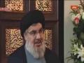 [21 March 2016] لمقابلة العام لقناة الميادين مع السيد حسن نصر الله - Arabic