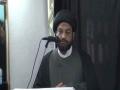 [Day 2] Hazrat Zahra (s) Shenasi Aur Wilayat Shenasi - Moulana Taqi Raza | Urdu