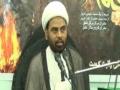 { Day-1 ] - Majlis e Aza Ayame Fatimiya (sa) Agha Akhtar Abbas Jaun | Urdu