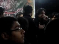 IRFAN HAIDER NAUHA LIVE - 2009 PECHS KARACHI - Urdu