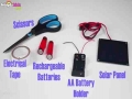 How About Using Sunlight to Charge Your Batteries? HooplaKidzLab English