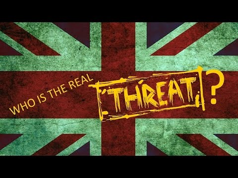 Who Is The Real Threat?   Leader of the Muslim Ummah   Farsi sub English