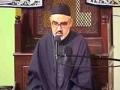 [Ayyame Fatimiyya 2017](3)Topic: Deen e Islam Hayat e Fatimah Zahra s.a ki roshni mein  H.I Ali Murtaza Zaidi -