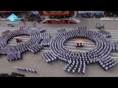 Beautiful Parade Army of the Guardians of the Islamic Revolution (Sepah) - All Languages