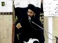 [ (02) Majlis-e-Shahadat-e-Imam Ali (as) ] Topic : حدیثِ منزلت | H.I Kazim Abbas Naqvi - Urdu