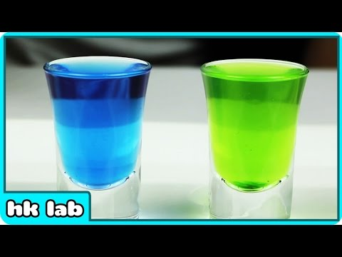 New Amazing H2O Science Experiments Water Experiments - English