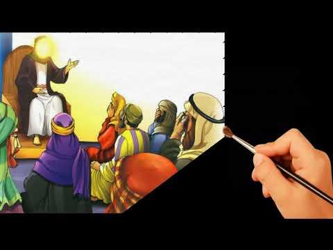 Part 10 of 10 - The Court of Yazid - Muharram 2017 - English