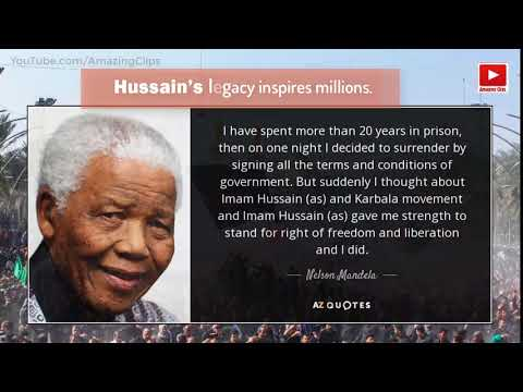 Who is Hossein? | Amazing info - Must watch - English