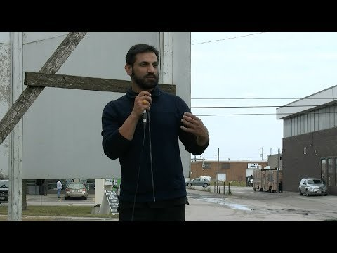 Speech by Br  Riaz & Tanzeel - Toronto Protest & Azadari at Pakistan consulate General - Urdu