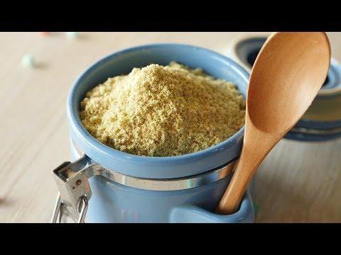[Quick Recipe] Dry Fruit Mix Powder for Kids Recipe - English and Urdu