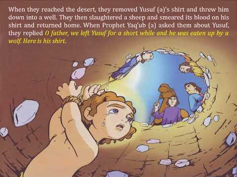 [Story] Prophet Yusuf (a) - English