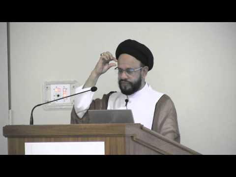 Seminar Birdging The Gap Between Us and Quran Part 1 By H.I Agha Sayed Zaki Baqri - English