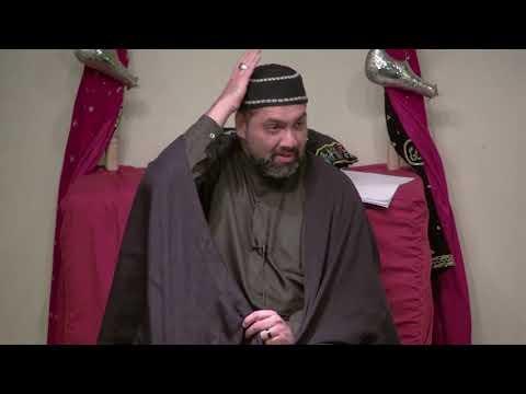 6th Ramadan 1439AH - Bridging Today\'s Generation Gap - Maulana Asad Jafri 2018 English