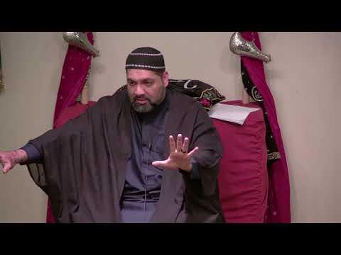 7th Ramadan 1439AH - Bridging Today\'s Generation Gap - Maulana Asad Jafri 2018 English