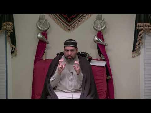 13th Ramadan 1439AH - Bridging Today\'s Generation Gap - Maulana Asad Jafri 2018English