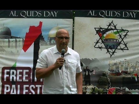 AlQuds Day Toronto Speech by Dimitri Lascaris -English