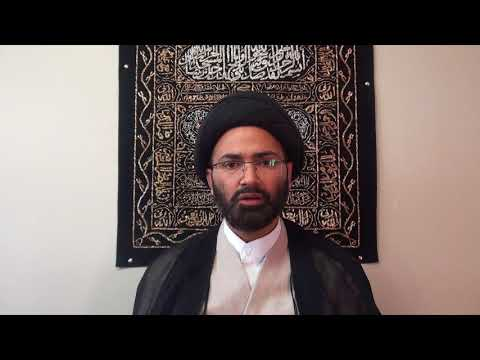 Fiqhi Masail 4: Rules of Fasting while Travelling. [Moulana Syed Hadi Hassan - Urdu