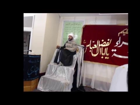 Tuesday 14th Ramazan  2018 Sheikh Hamza Sodagar at Unity Center [English]