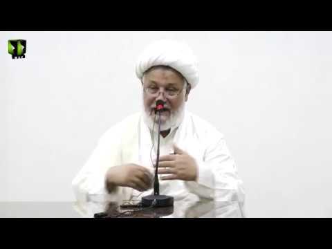 [Lecture] Topic: غدیر کی فراموشی کے اسباب   Khitab: H.I Ghulam Abbas Raesi-Urdu